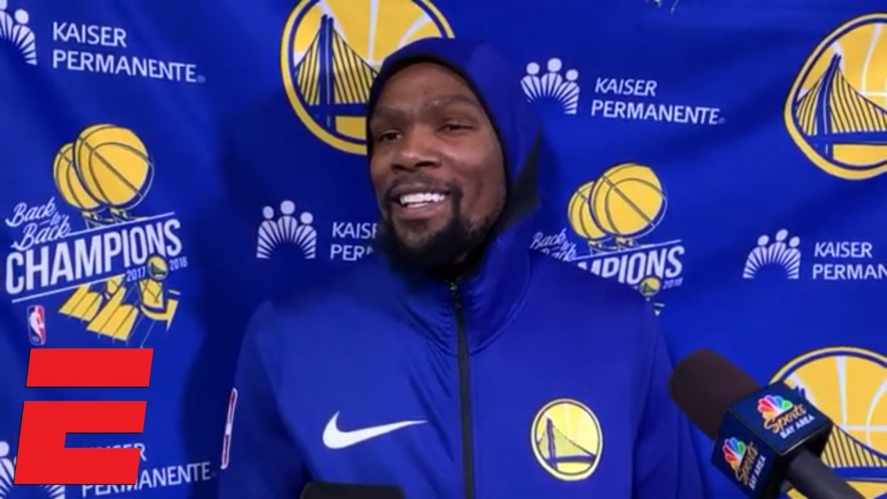 Kevin Durant: Warriors will always remember NBA Finals vs. Cavaliers | NBA Sound