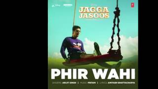 download lagu Jagga Jasoos: Phir Wahi  Song  Ranbir, Katrina gratis