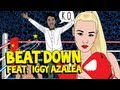 Beat Down (ft. Iggy Azalea) - Steve Aoki & Angger Dimas AUDIO
