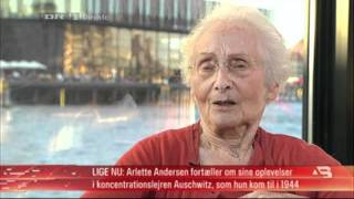 Arlette Andersen Om Auschwitz M4v