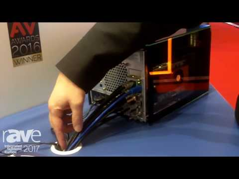 ISE 2017: Matrox Electronic Systems Highlights C900 9-Output Graphic Card