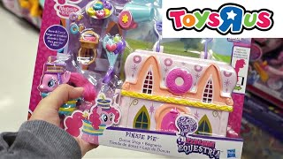 TOY HUNTING AT TOYS R US FOR CHRISTMAS! 🎄 My Little Pony, Shopkins, Trolls, Hatchimals!