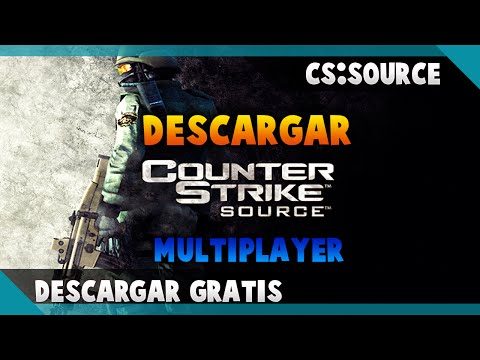 Descargar e Instalar Counter Strike Source|Jugar en servers| No Steam | 1 Link |