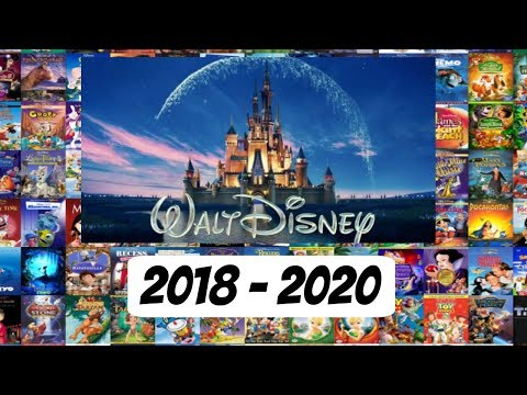 Upcoming Disney Movies In 2018 - 2020 Including Star Wars, Marvel Studios and Pixar Movies   Webhead