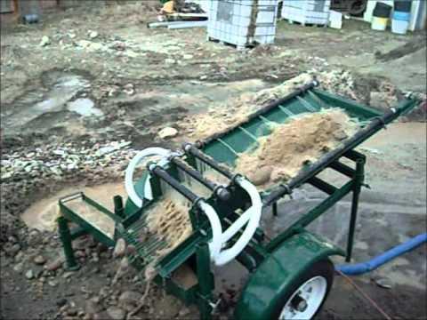 ATV Wash Plant - J.Farmer Mining