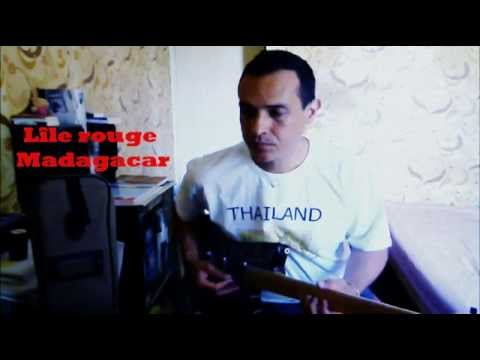 L'île rouge Madagascar [malgache biguine guitarra]