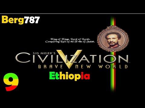 Civilization 5   Lets Play Ethiopia   Deity   #9
