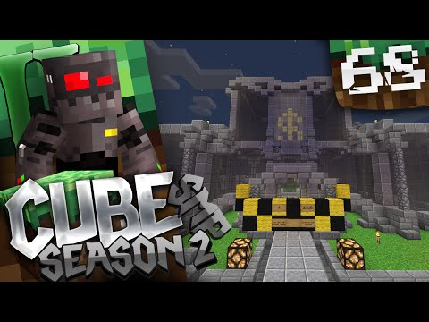 Minecraft Cube SMP S2 Episode 68: Bank Robbery Investigation