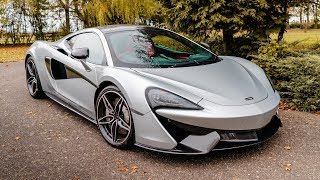 MCLAREN 570GT POV Test Drive by LLF *NEW SERIES*