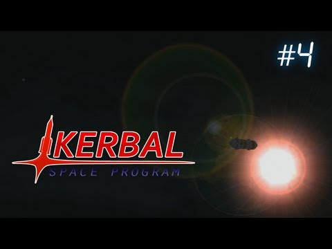 Kerbal Space Program Ep4 - Geostationary Orbits