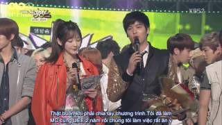 [I7VN][Vietsub] 130405 Win 4th - Encore INFINITE @Music Bank