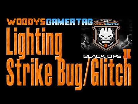Black Ops 2 - Lightning Strike Bug/Glitch and DLC Release Dates