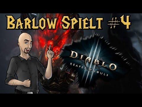 Barlow spielt #4: Reaper of Souls