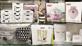 HOMEGOODS SHOP WITH ME