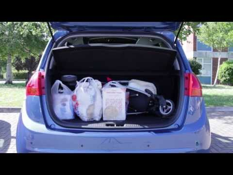 Family MPV Car Review - Will it Fit Challenge