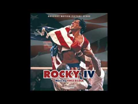 Vince Dicola - Rocky Iv Training Montage