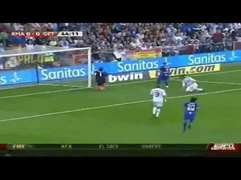 Real Madrid Vs Getafe 2-0 Goals & Full Highlights 31/10/2009 HQ Liga BBVA