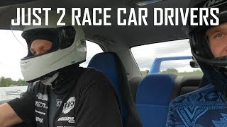 "STI Driving in Damp on a Race Track (Auto24Ring ""vlog"")"