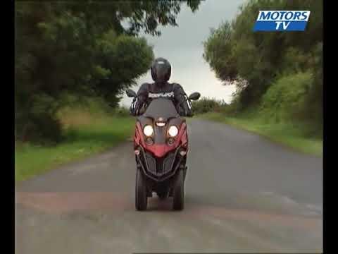 Bike test Gilera Fuoco 500
