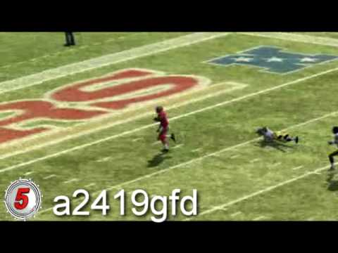 Madden NFL 09 Top 10 Videos: April 29, 2009 Video