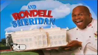 Disney XD Scandinavia - CORY IN THE HOUSE - Intro / Opening