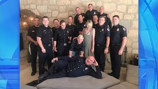 Ellen Thanks the Incredible California Firefighters