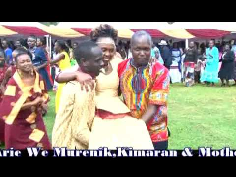 ATINDONIK  VIDEO by Mwalimu Kendagor
