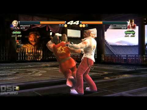 Tekken Revolution 2nd Set pt5
