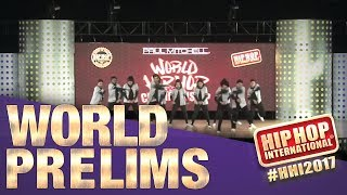 The Showstoppers - India (MegaCrew) at HHI2017 Prelims