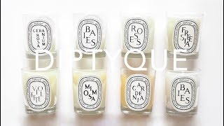 Diptyque Candles | Collection and Review
