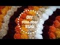 DIY Pom Pom Rug | DIY Home Decor