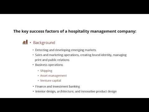 Hospitality Management Dubai