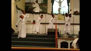 JES SDA SCHOOL EXPRESSIONS OF PRAISE DANCERS PERFORM CALVARY BY Richard Smallwood 2017
