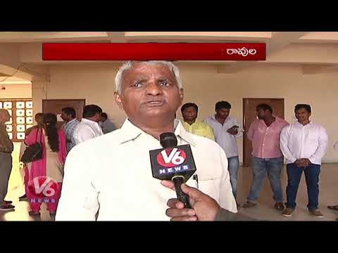 TDP Tries To Swipe Out Mark Of Andhra Party | Telangana Assembly Polls | V6 News
