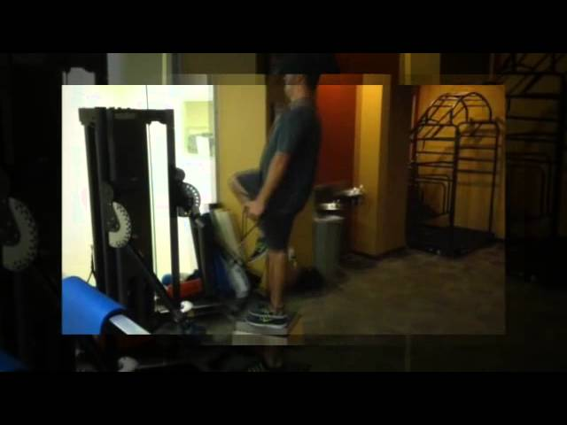Step Up / Step Downs |Golf Fitness Scottsdale and Mesa