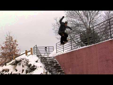 Sept 2011 Snowboard Movie Standing Sideways Teaser
