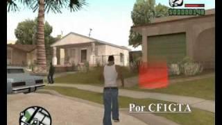 GTA San Andreas: Un día con CJ (Loquendo)