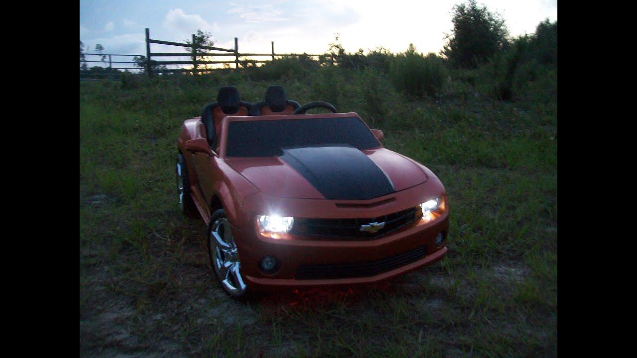 Power Wheels Trailer Custom Modified Power Wheels