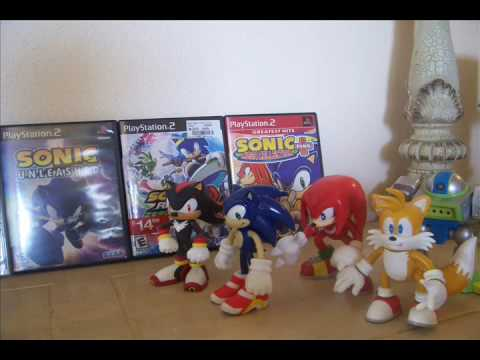 Sonic Stop Motion Adventures: Episode 2: The Evil Bootleg: Sonic