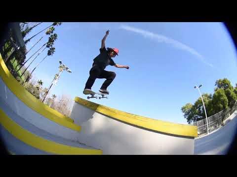 DVS Skateboarding   El Sereno Park