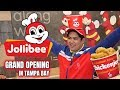 Jollibee Grand Opening in Tampa Bay of Florida