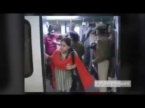 Indian metro introduces drunk test to stop fighting on trains