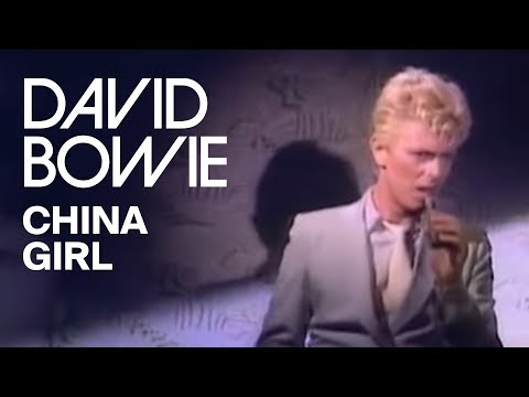 David Bowie - China Girl (Official Video) MP3