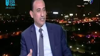 بالفيديو ..النائب محمد زين الدين يتحدث عن رسائل الرئيس للدول المتقدمة فى مؤتمر الشاب