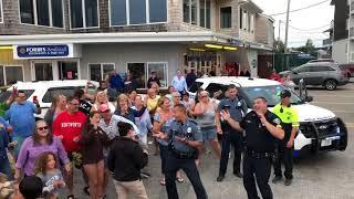 Wells Maine Police Department Lip Sync Challenge