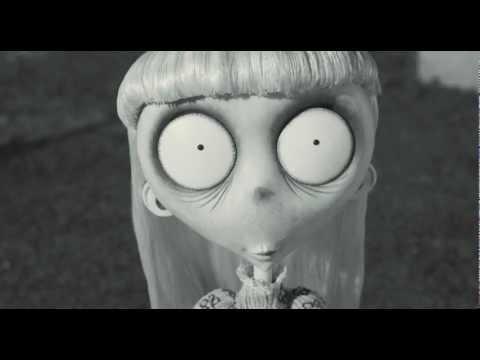 Frankenweenie Tale #3 - Nassor, Weird Girl and Mr ...