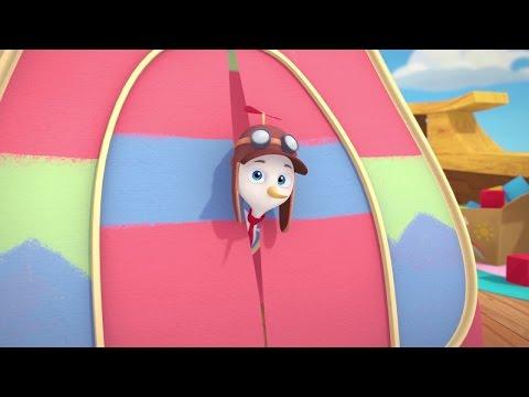 Dinos Abenteuer - Das Camping-Abenteuer, Folge 14, Staffel 1