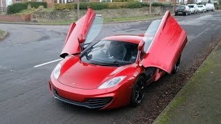 [My Next Car] McLaren 12C Test Drive