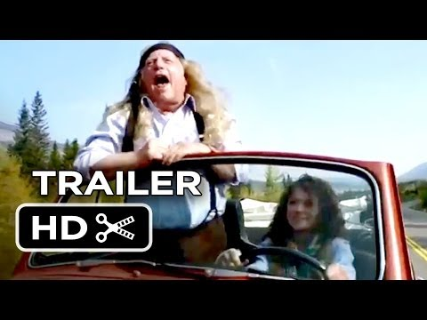 Cas & Dylan Official Trailer 1 (2014) - Richard Dreyfuss Comedy HD