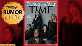 TIME Names The #MeToo Silence Breakers Their